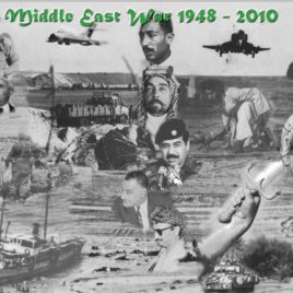 Middle East War 1948 – 2010