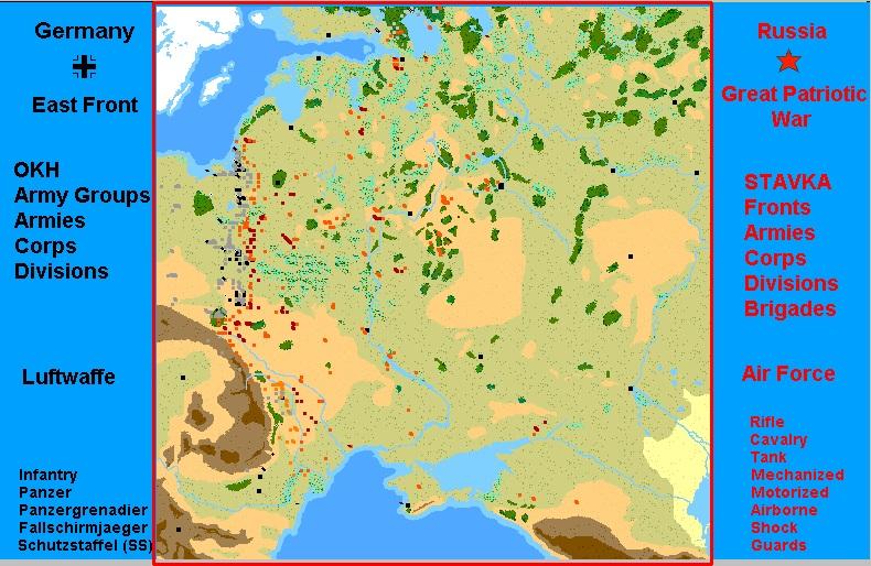RGWmap